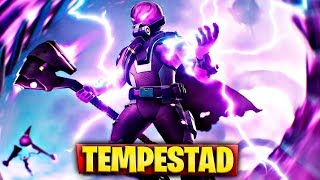 REVEALED THE SKIN THE KING OF THE STORM in FORTNITE PARCHE 9.20 SEASON 9 SECRET SKIN