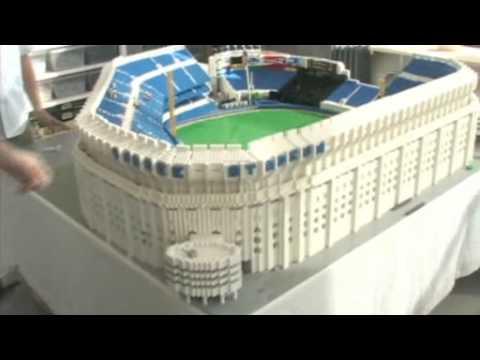 LEGO Yankee Stadium Tour - Part 2 of 3 - YouTube