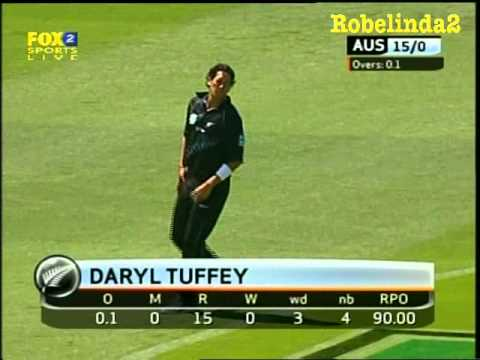 WORST OVER IN CRICKET HISTORY?? Bowler forgets how to bowl....