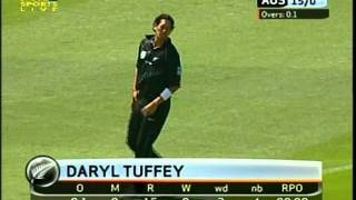 Repeat youtube video WORST OVER IN CRICKET HISTORY?? Bowler forgets how to bowl....