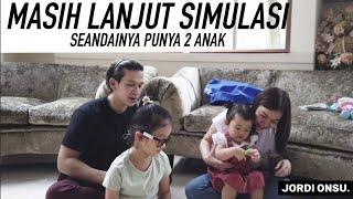 Papi Mami Harus Banyak Belajar Kalau Punya 2 Anak Wkwk Jrd MP3