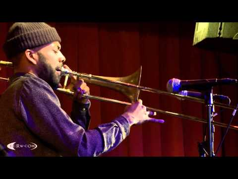 "Jose James performing ""Do You Feel"" Live at KCRW's Apogee Sessions"