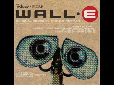 WALL-E OST- La Vie En Rose