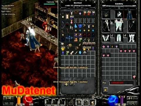 Mu Online - Mascotas Dark Lord
