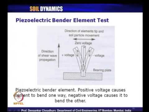 Mod-04 Lec-19 L19-Seismic Refraction Test, SASW Test, Laboratory & Model Tests