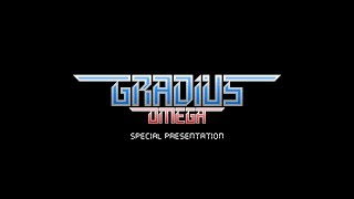 Gradius Omega - Special Presentation (Fan Game)