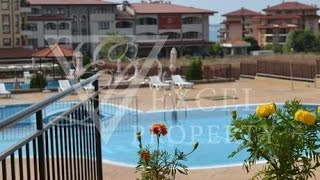 One bedroom, furnished apartment in Sveti Vlas, complex -