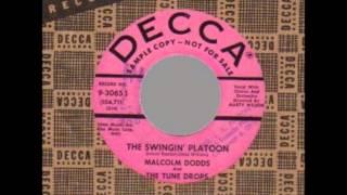 Malcolm Dodds & The Tunedrops - Your Voice - Decca 30653 - 1958