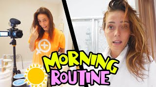 La mia VERA MORNING ROUTINE! ☀️