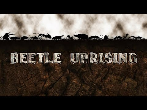 Beetle Uprising Trailer - New REAL TIME STRATEGY (RTS) / GENETIC SIMULATION Game 2017