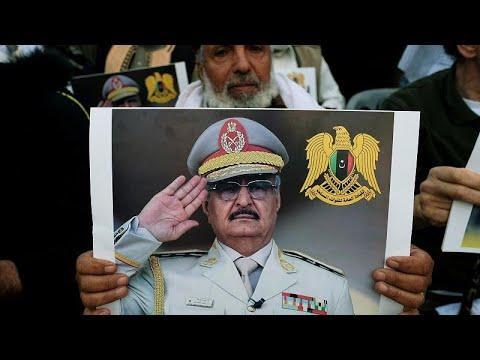 خليفة حفتر يعلن شن الهجوم -الحاسم والأخير- على العاصمة الليبية طرابلس…  - نشر قبل 6 ساعة