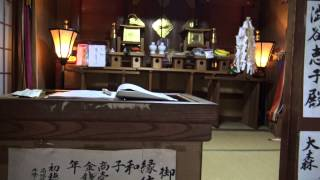 夫婦木神社は、子宝、子授けにご利益があると話題になっています。 森三...