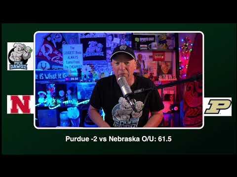 Purdue vs Nebraska 12/5/20 Free College Football Picks and Predictions CFB Tips