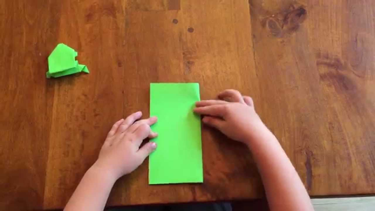 origami 7 year olds