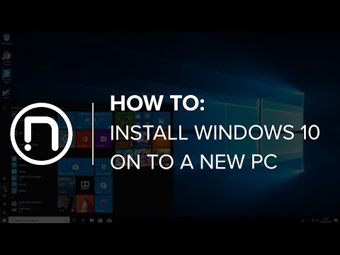how-to-install-windows-10-onto-a-new-pc