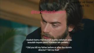 cesur ve guzel 16 keep your crazy husband away from me indonesian english sub