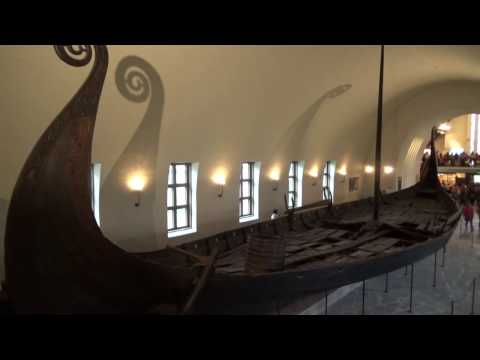 Oslo Norway Part 1 (Fram, Viking Ship Museum, Kon-Tiki)