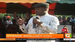 Punguza Mizigo bill met with cheers and jeers