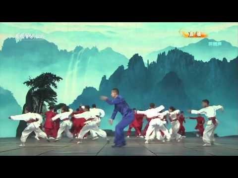 Wushu Performance - Chinese New Year 2013 - 2013年春晚《中国武术》