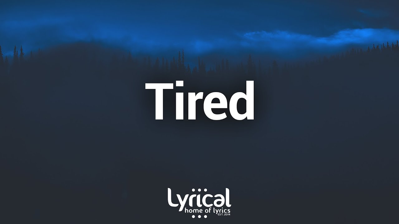 Download Sik World - Tired (Lyrics)