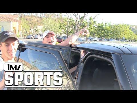 Johnny Manziel Says 'I'm Training Every Day'...'I'm In the Mountains'   TMZ Sports