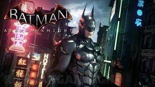 Batman: Arkham Knight - E3 2014 PS4 Demo Gameplay [1080p] TRUE-HD QUALITY