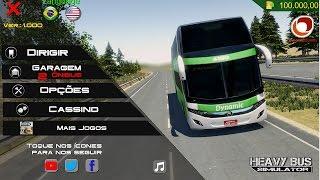 Heavy Bus Simulator - Android Gameplay screenshot 3