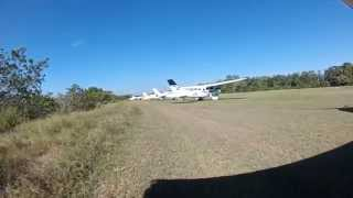 fliying my mooney to the iztapa airshow in guatemala