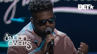 """Pink Sweat$ Bares His Soul Performing """"Honesty"""" 