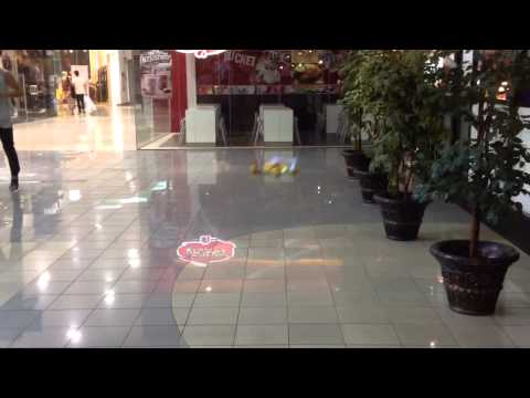 Lian Sheng LS-111 nano quadcopter  at SM City, Philippines