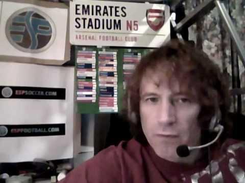 The Loose Cannon 47 - Cazorla secretly(!) joins Arsenal; Mirallas, van der Wiel, Shaw to follow?
