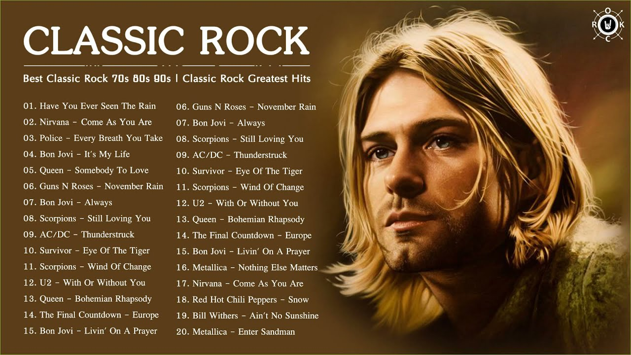 Classic Rock Covers | Best Classic Rock 70s 80s 90s | Classic Rock Greatest Hits