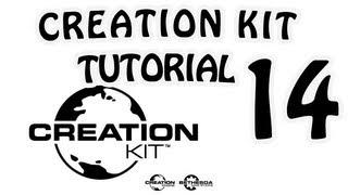 Creation Kit Tutorial №14 - Создание квеста (часть 1)