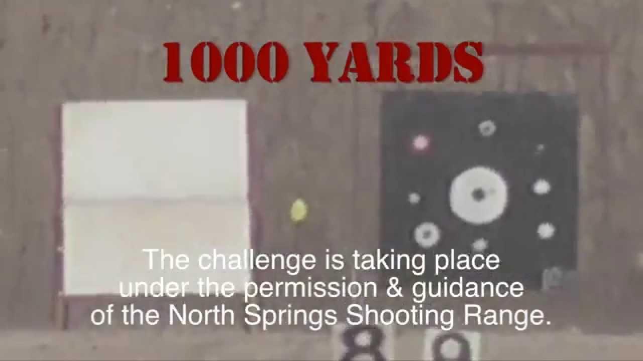 300 Win Mag vs Milk Jug at 1000 Yards - LRSU Milk Jug Challenge Ryan Lewis  #16