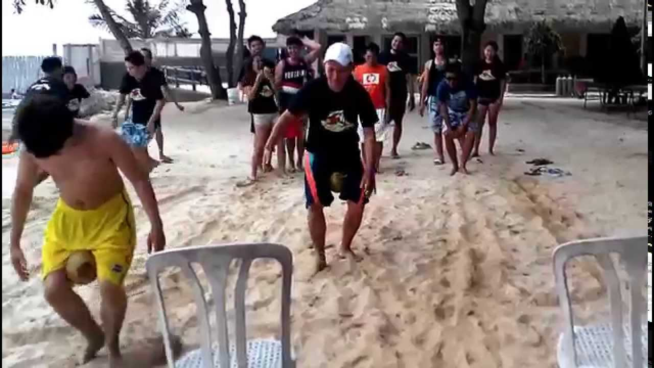 Team Building Games Outdoor Beach
