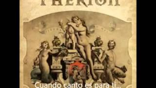 """Therion - """"Mon Amour Mon Ami""""  (Les Fleurs du mal) -Subtitulado al Español-"""