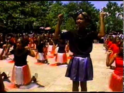 San Nicolas National Highschool (SNNHS) Fellowship Day 2002