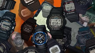 Top 10 G-Shock watch for small wrist | LESS THAN 100 USD