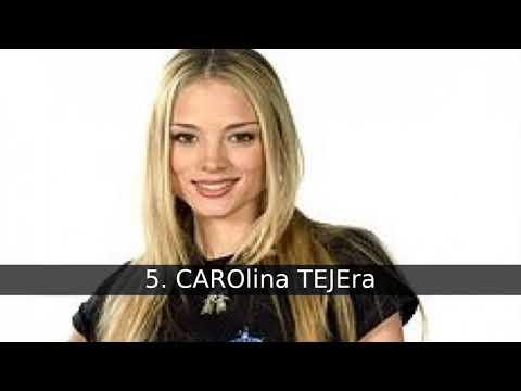 The best actresses of telenovela in venezuela.