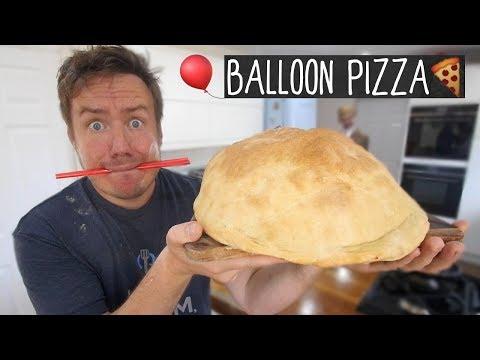 Pizza Balloon