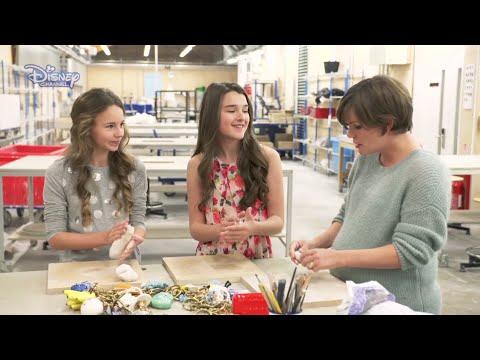 Modowe wyzwanie Minnie | Ceramika| Disney Channel Polska
