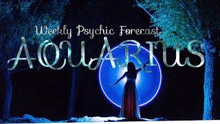 AQUARIUS SAY YES! - PSYCHIC FORECAST FEB 25 - MAR 3