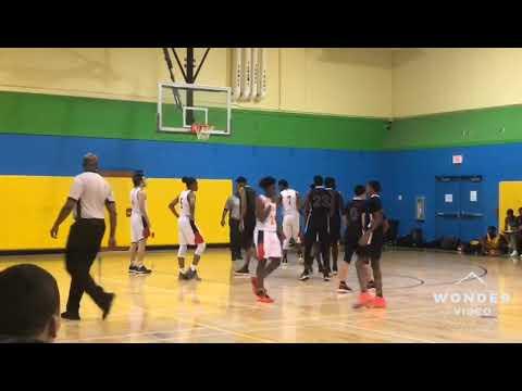 Charlotte Elite Academy vs Charlotte Secondary School 1st quarter