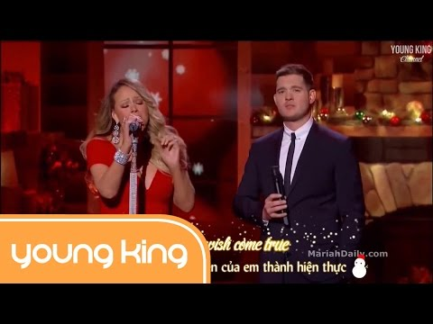 Lyrics+Vietsub] All I Want For Christmas Is You - Mariah Carey ...