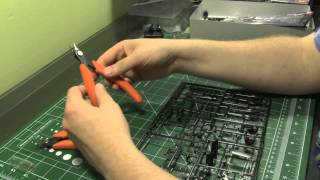 Tool Review - Xuron 2175ET Professional Sprue Cutter