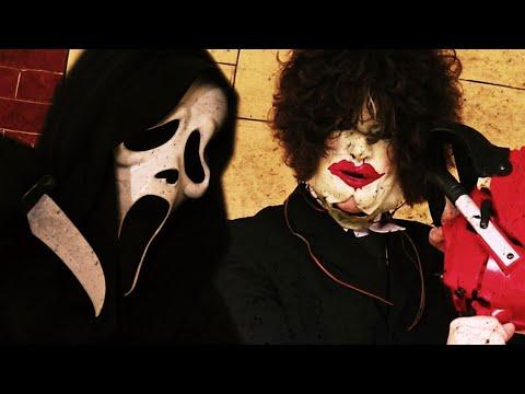GHOSTFACE vs LEATHERFACE (Scream vs Texas Chainsaw)
