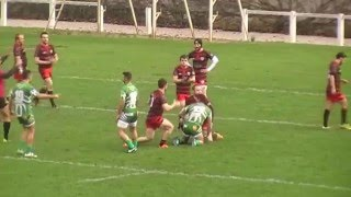 Tonneins L&G XIII vs AS Clairac XIII - 2016