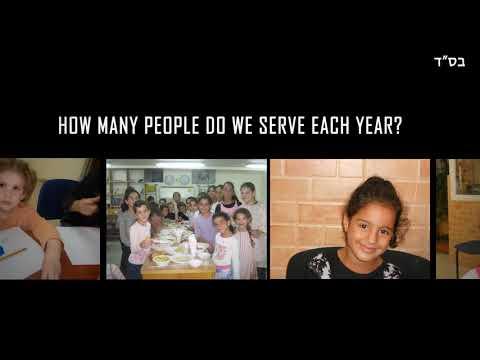 Orphans In Israel 2013 - Yad Ezra VeShulamit