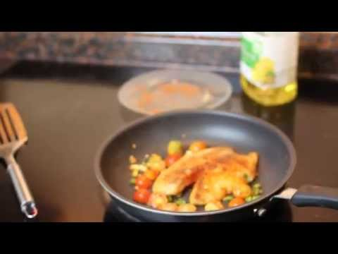 Spicy Tilapia Fish In Minutes Recipe