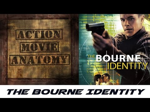 The Bourne Identity (Matt Damon) Review | Action Movie Anatomy